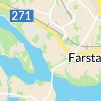 Hökarängsbadet, Farsta
