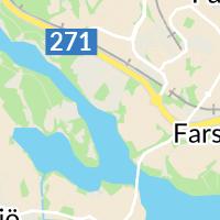 Magelungens sjöisbana, Farsta