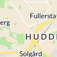 Gula Villan, Huddinge