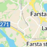 Stockholms Stadsmissions Second hand Farsta centrum, Farsta