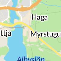 Huddinge Kommun - Myrstuguvägens Hvb-Boende Ekb, Vårby
