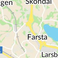 Farstaängen - plaskdamm, Farsta