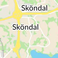 SkandiaMäklarna Trångsund/Skogås/Sköndal, Sköndal