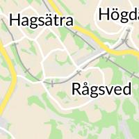 Rågsveds Servicehus, Bandhagen