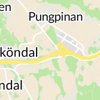 Träffstugan, Sköndal