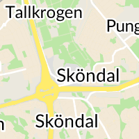 OKQ8 Oljedepå, Sköndal