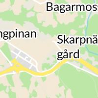 Tornadoskolans fritidsklubb, Skarpnäck