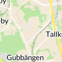 Kulturförskolan Parken, Kaggeholmsvägen, Enskede