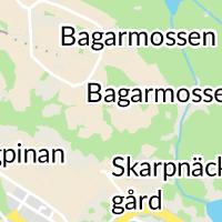 Attendo Svartbäcksvägen, Bagarmossen