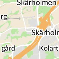 Tandakuten Skärholmen AB, Skärholmen
