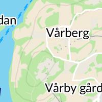 Förskolan Vårbergsvägen 64, Skärholmen