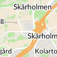Barnavårdscentral Skärholmens Vårdcentral, Skärholmen