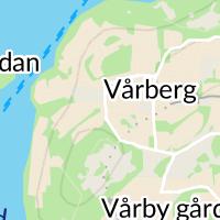 AlliHop yrkesgruppen Transport, Skärholmen