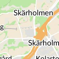 Fitness 24seven, Skärholmen
