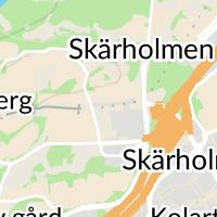 Skärholmen Budget- och Skuldrådgivning, Skärholmen