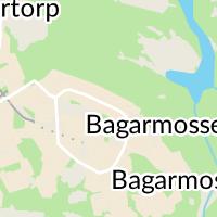 Tellusbarn Oasen, Bagarmossen