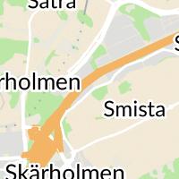 B Motorgroup Stockholm AB, Segeltorp