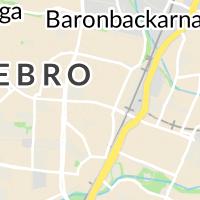 Violen, Örebro
