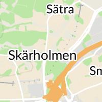 Sätra IP, Skärholmen