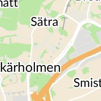 Sätra Fritidsgård, Skärholmen
