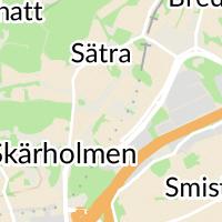 Sätras Mötesplats, Skärholmen