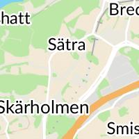 Sätradals utegym, Skärholmen