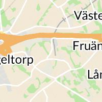 Hägersten-Liljeholmen (LSS), Hägersten