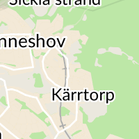 Boutredare Skarpnäck, Johanneshov