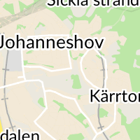 Ängen, Paternostervägen 104, Johanneshov