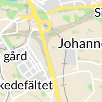 Blåsutparken, Johanneshov