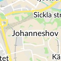 Apoteket Hinden, Johanneshov