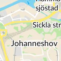 Lekparken vid Per Lindeströms väg 64, Johanneshov