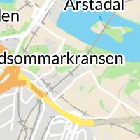 Årstaberg förskola, Stockholm