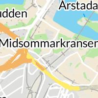 Sjövikens gruppbostad Liljeholmens gruppbostäder, Stockholm