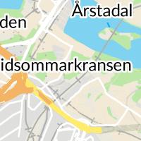 Sturehill, Sturehillsvägen, Stockholm