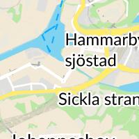 Svensk Fastighetsförmedling / Hammarby Sjöstad, Stockholm