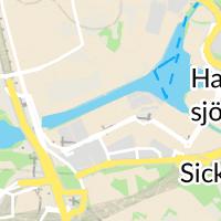 Kryssningen, Stockholm