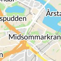 Perrongen, Stockholm