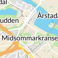 Marieviks gruppbostad, Stockholm