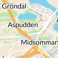 Pytsen, Stockholm