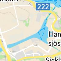 Hammarbyhamnens Grupp- och Servicebostäder, Stockholm