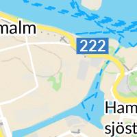 Äventyret Skånegatan 119, Stockholm