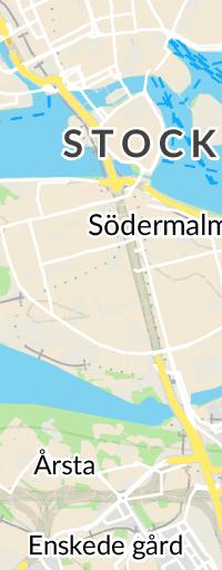 Kollektivlägenheter/Boendestöd, Stockholm