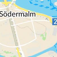 Södertjänst öst, Stockholm