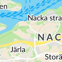 Arbetsförmedlingen, Nacka Strand