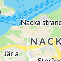 Noblaskolan Nacka Strand, Nacka Strand
