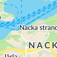 Tornvillan, Nacka Strand