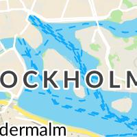 Strömma Kanalbolaget, Stockholm