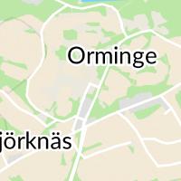 Willys Orminge, Saltsjö-Boo