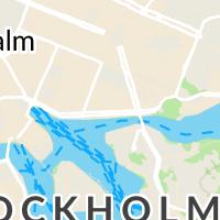 Ackordscentralen Stockholm, Stockholm